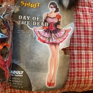 Day of the Dead costume by Spirit Halloween